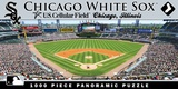 Chicago White Sox 1000 Piece Panoramic Puzzle Jigsaw Puzzle