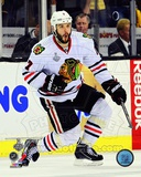 Brent Seabrook Game Winning Overtime Goal Game 4 of the 2013 Stanley Cup Finals Photo