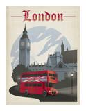 Londres Pósters por Anderson Design Group