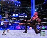 The Undertaker Wrestlemania 29 Action Photo