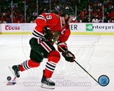 Jonathan Toews 2012-13 Playoff Action Photo