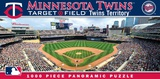 Minnesota Twins 1000 Piece Panoramic Puzzle Jigsaw Puzzle