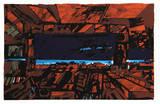 Rusted Room Eksklusivudgaver af John Hultberg