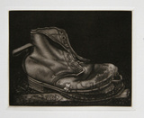 Boot Collectable Print by Gerde Ebert