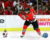 Patrick Kane Game 5 of the 2013 Stanley Cup Finals Action Photo