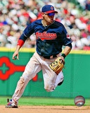 Asdrubal Cabrera 2013 Action Photo