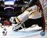 Tuukka Rask Game 2 of the 2013 Stanley Cup Finals Action Photo