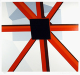 Squared Star Reproductions de collection premium par Allan D'Arcangelo