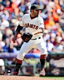Sergio Romo 2013 Action Photo
