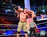 John Cena Wrestlemania 29 Action Photo