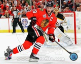 Jonathan Toews Game 5 of the 2013 Stanley Cup Finals Action Photo