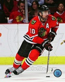 Patrick Sharp 2012-13 Playoff Action Photo
