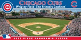 Chicago Cubs 1000 Piece Panoramic Puzzle Jigsaw Puzzle