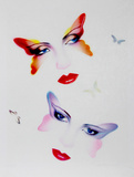 Butterflies Limited Edition by Pater Sato