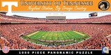 Tennessee Volunteers 1000 Piece Panoramic Puzzle Jigsaw Puzzle