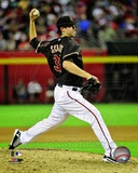 Tyler Skaggs 2013 Action Photo