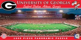 Georgia Bulldogs 1000 Piece Panoramic Puzzle Jigsaw Puzzle