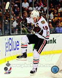 Jonathan Toews Goal Celebration Game 4 of the 2013 Stanley Cup Finals Photo
