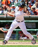 Andy Dirks 2013 Action Photo