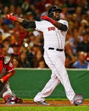 David Ortiz 2013 Action Photo