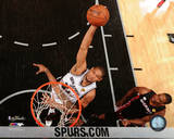 Tim Duncan Game 5 of the 2013 NBA Finals Action Photo