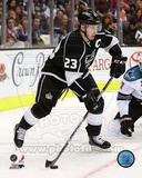 Dustin Brown 2012-13 Playoff Action Photo
