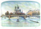 Paris-03 Collectable Print by Rolf Rafflewski