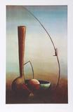 Still Life with Vase Édition limitée par Jan Van Raay