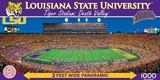 LSU Tigers 1000 Piece Panoramic Puzzle Jigsaw Puzzle