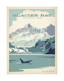 Glacier Bay National Park, Alaska Posters by  Anderson Design Group