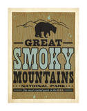 Great Smoky Mountains National Park: The Most Visited Park in the USA Prints by  Anderson Design Group