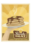 Pancake Palace Prints by  Anderson Design Group