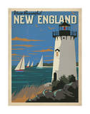 Visit Beautiful New England Prints by  Anderson Design Group