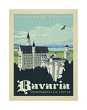 Experience Majestic Bavaria Poster by  Anderson Design Group
