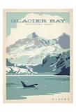 Glacier Bay National Park, Alaska Prints by  Anderson Design Group