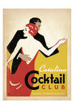 Catalina Cocktail Club Prints by  Anderson Design Group