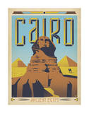 Cairo Ancient Egypt Prints by  Anderson Design Group