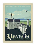 Experience Majestic Bavaria Posters by  Anderson Design Group