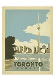 Toronto, Canada Poster by  Anderson Design Group
