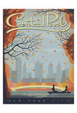 Central Park: New York City Prints by  Anderson Design Group