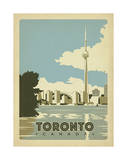 Toronto, Canada Prints by  Anderson Design Group