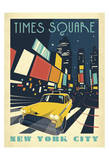 Times Square: New York City Posters by  Anderson Design Group