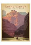Parc national du Grand Canyon Posters par  Anderson Design Group