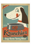 K-9 Krunchies Prints by  Anderson Design Group