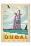 Dubai: United Arab Emirates Prints by  Anderson Design Group