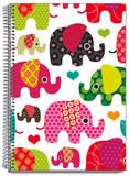 Elephants Notebook Journal