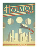Anderson Design Group - Houston, Texas: Space City Obrazy