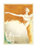 Ballet Poster by  Anderson Design Group