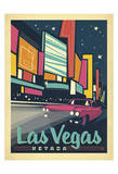 Las Vegas, Nevada Posters by  Anderson Design Group
