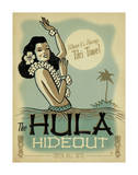 The Hula Hideout Posters by  Anderson Design Group